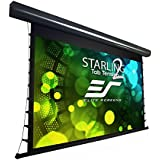 Elite Screens Starling Tab-Tension 2 CineGrey 5D, 120-inch 16:9, 8K 4K Ultra HD Ready Ceiling Ambient Light Rejecting Electric Projector Screen, CineGrey 5D Projection Material, STT120UHD5-E12