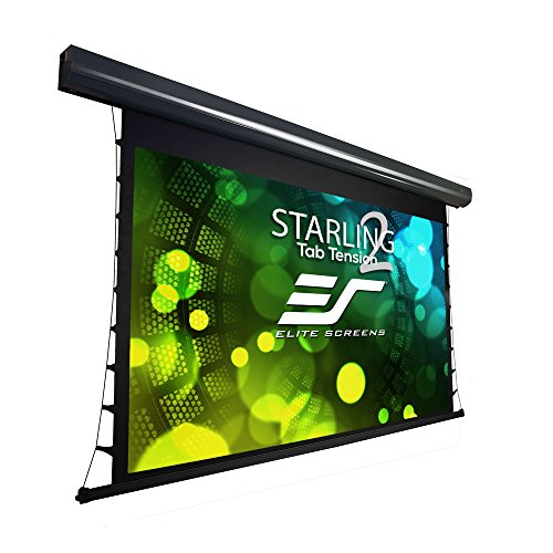 "Elite Screens Starling Tab-Tension 2 CineGrey 5D, 135"" for sale  Delivered anywhere in USA"