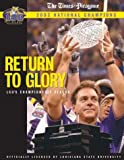 img - for Return to Glory: LSU's Championship Season book / textbook / text book