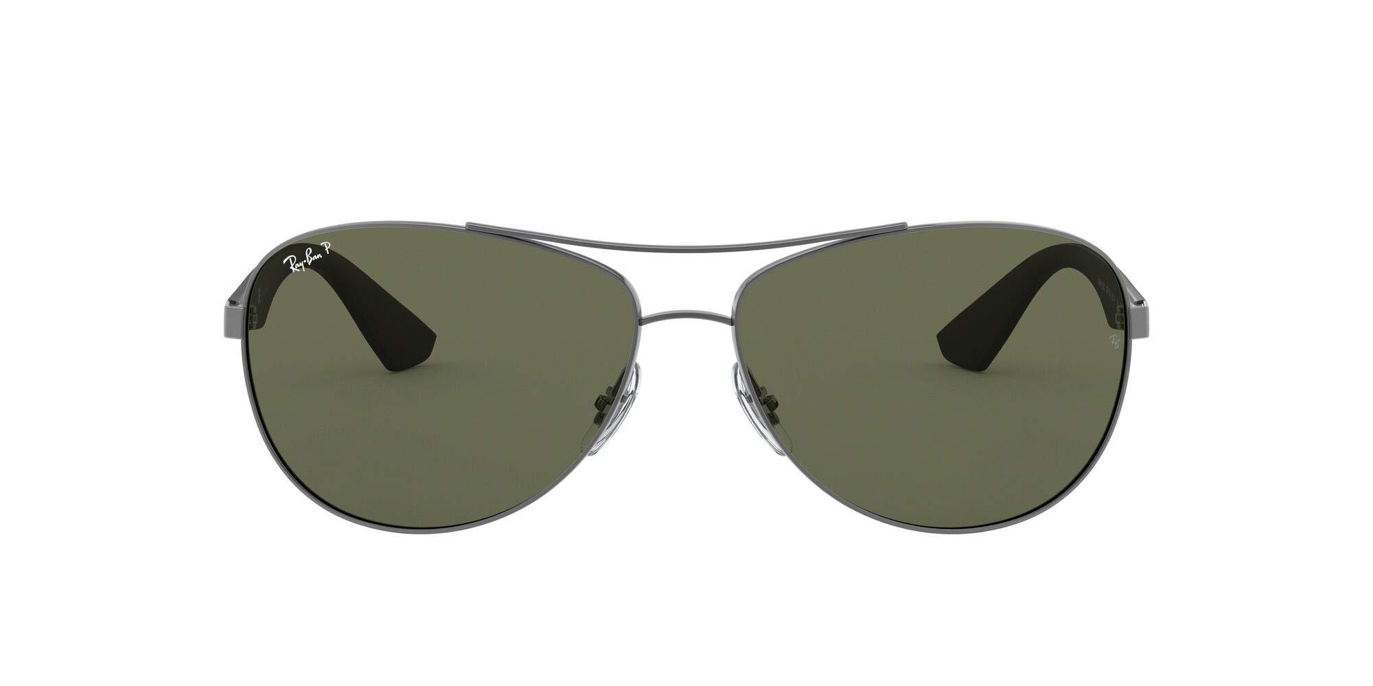 Men's Rb3526 Aviator Sunglasses