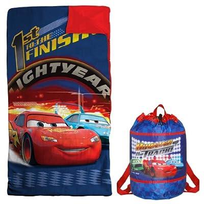 Disney Cars Slumber Duffle Bag from Idea Nuova - LA