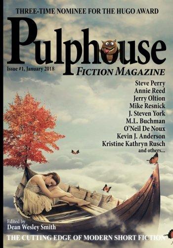 Pulphouse Fiction Magazine: Issue #1 (Volume 1)