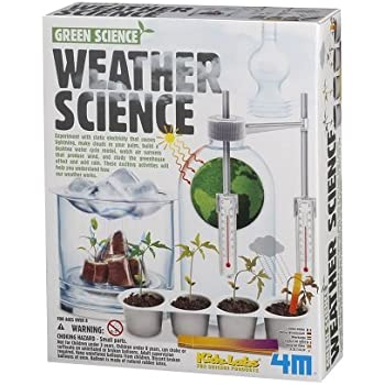 Amazon Com 4m Eco Science Toys Toys Amp Games