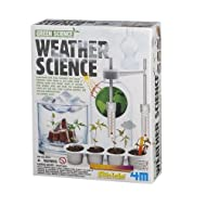 4M Weather Science Kit - Climate Change, Global Warming, Lab - STEM Toys Educational Gift for Kids & Teens, Girls & Boys