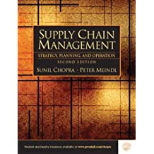 Supply Chain Management (2nd Edition)