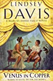 Venus in Copper by Lindsey Davis front cover