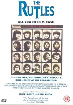 The Rutles All You Need Is Cash Dvd Amazon Co Uk Eric