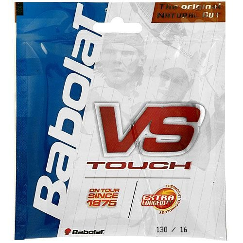 Touch Natural Gut Tennis String - 4