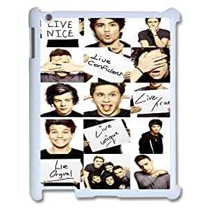 One Direction Customized Cover Case for Ipad2,3,4,custom phone case ygtg-333157