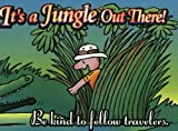 It's a Jungle Out There!, Meiji Stewart, 1568383827