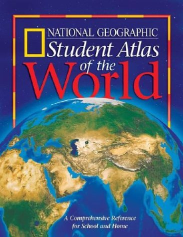 Amazon.com: National Geographic Student Atlas Of The World ...