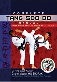 Complete tang soo do master manual from 2nd dan to 6th dan vol complete tang soo do manual from white belt to black belt vol 1 fandeluxe Image collections