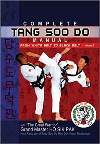 Complete tang soo do manual from white belt to black belt vol 1 complete tang soo do manual from white belt to black belt vol 1 v 1 jack pistella ho sik pak 9780971860902 amazon books fandeluxe Choice Image