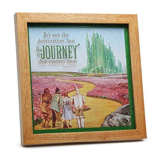 Hallmark Wizard of Oz Emerald City Plaque