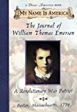 The Journal of William Thomas Emerson, Barry Denenberg, 0590313509