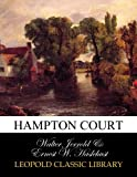 Front cover for the book Hampton Court by Walter Jerrold