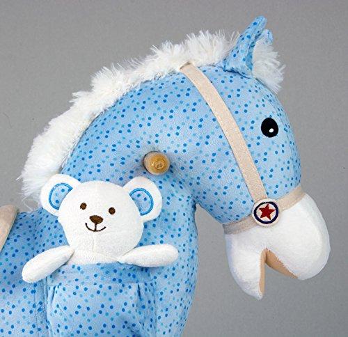MILLY MALLY Pony Blue