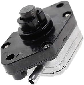 MOTOALL Fuel Pump Assy Outboard Engine 15100-91J01 15100-91J02 67D-24410-01-00 Stroke DF 4HP 5HP 6HP for Suzuki Yamaha Boat Motor
