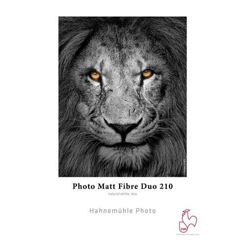 Hahnemuhle Photo Matte Fibre Duo InkJet Paper, 8.5x11