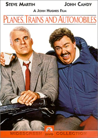 Planes, Trains and Automobiles -