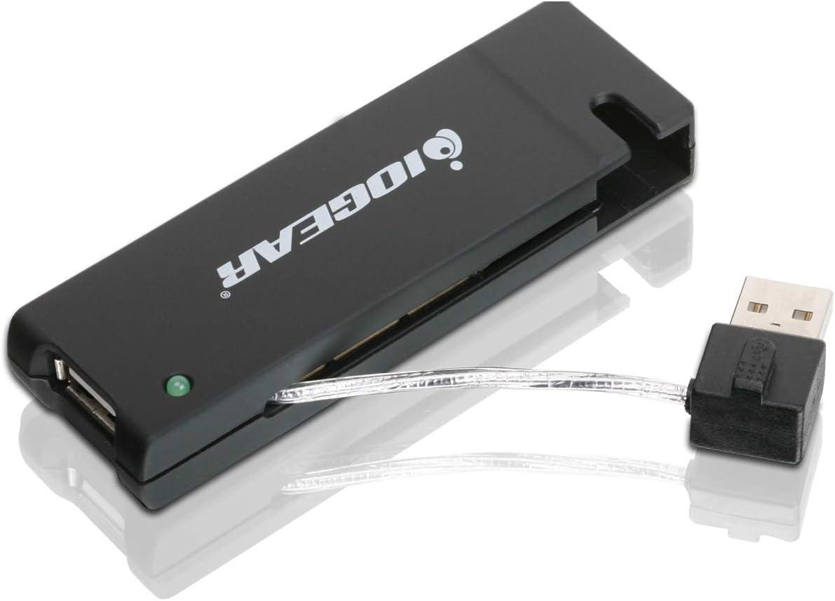 IOGEAR 4-Port USB 2.0 Hub GUH285