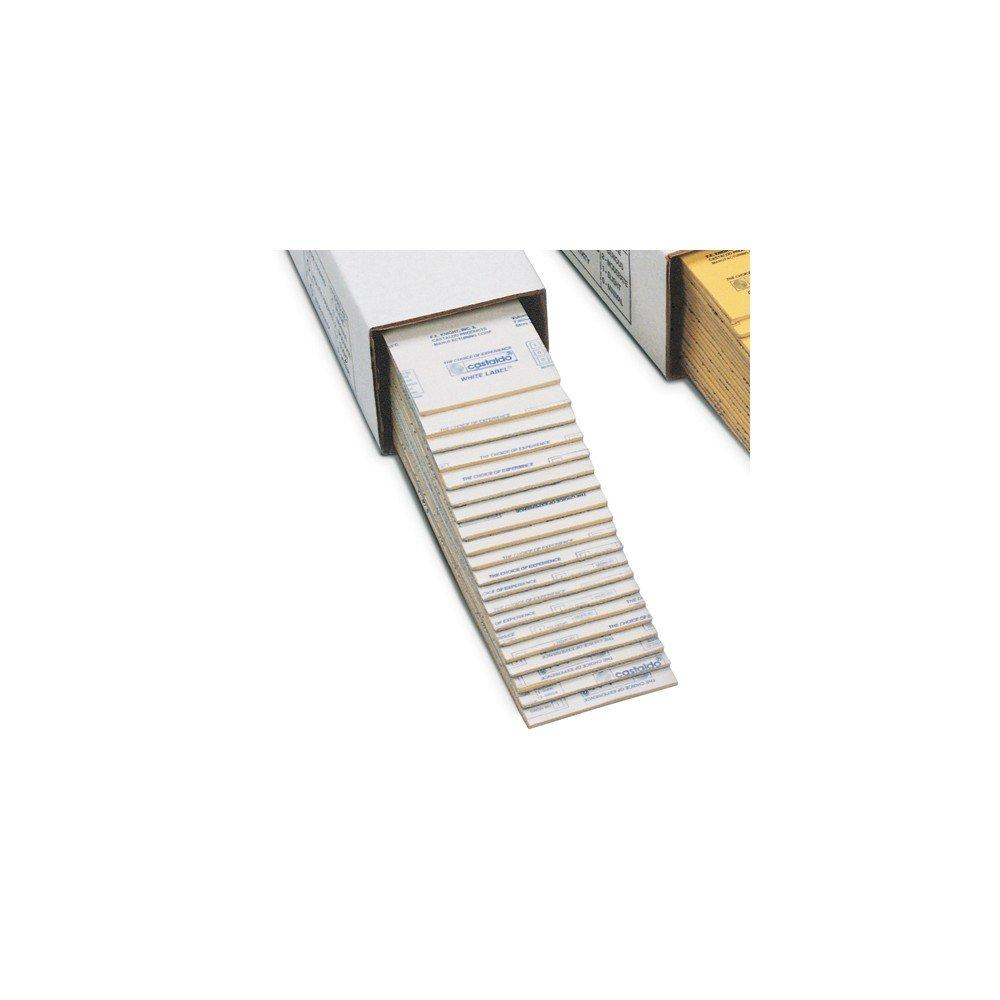 viStar Castaldo White Label 5 lb. Firm Mold Rubber Strips