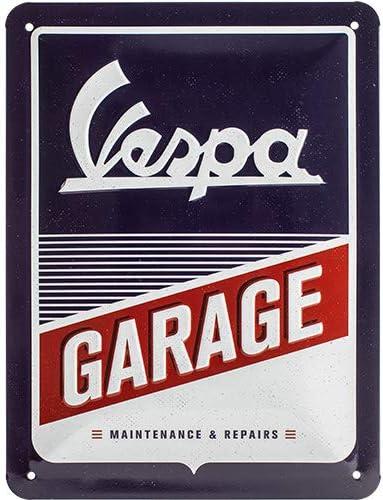Retro Metal Tin Sign Vintage Plaque Home Garage Wall Decor 15 x 30 cm-Bus