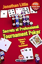 Secrets of Professional Tournament Poker: Stages of the Tournament