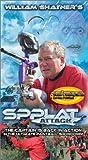 William Shatner's Spplat Attack [VHS]