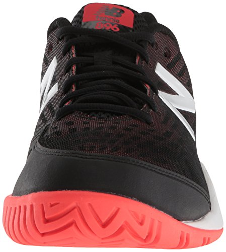 New Balance Men's 896v2 Tennis Shoe Black/Flame fake online 8kxxxG2b