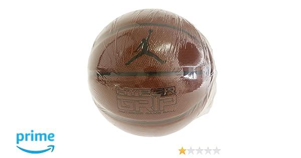 Jordan Hyper Grip 4P - Pelota Baloncesto Unisex Adulto, 7: Amazon ...