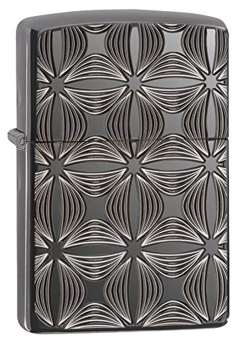 Zippo Decorative Pattern Design Pocket Lighter