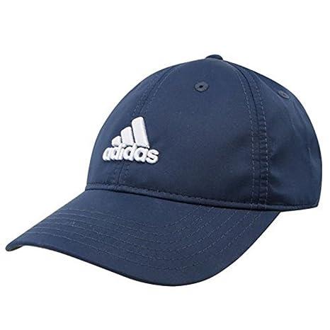adidas Golf Deportes flexible pico gorra Touch y cerrar nuevo Azul azul  marino Talla hombres 22c4297bb8d