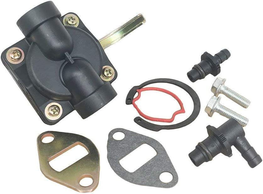 12-559-02-S Fuel Pump Kit for Kohler CH11-CH16 CV11-CV16 CH410 11-16 HP Engine Replace OE 12 559 01-S 12 559 02-S