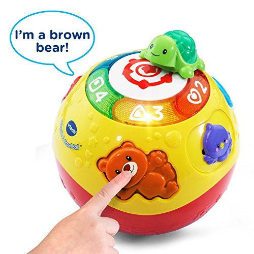 Move And Crawl Baby Ball Vtech Toys For 6 9 12 Months 1