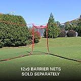 Rukket Barricade Backstop Barrier Net | Connector