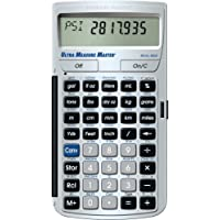Calculated Industries 8025 Ultra Measure Master Measurement Conversion Calculator, Silver