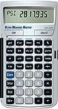 Calculated Industries 8025 Ultra Measure Master Measurement Conversion Calculator, Silver
