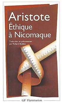 Éthique à Nicomaque par Aristote