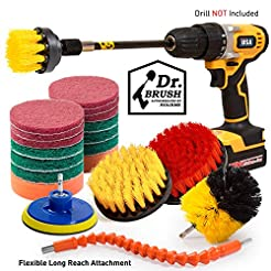 Holikme 21Piece Drill Brush Attachments ...