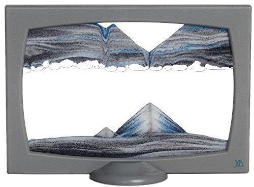 Rainbow Vision Sand Picture- Grey ()
