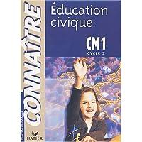Connaître : Éducation civique, CM1