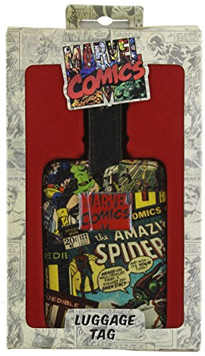 Marvel Comic Retro Luggage (Retro Luggage Tag)