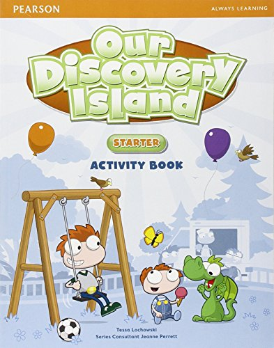 Our Discovery Island Starter Activity Book (Pupil) Pack [With CDROM]