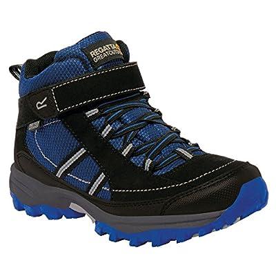 Regatta Great Outdoors Childrens/Kids Trailspace II Mid Walking Boots
