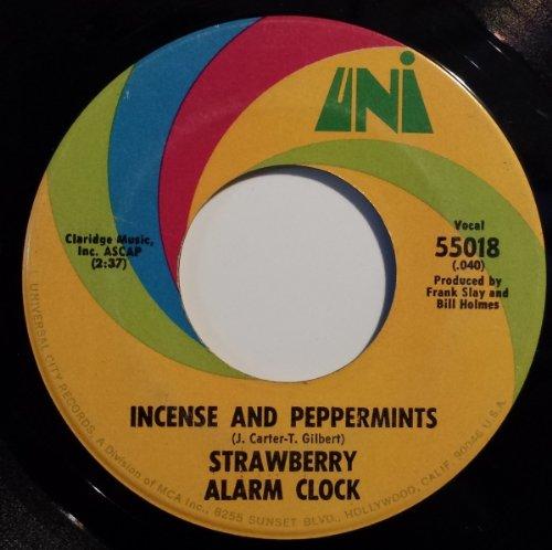 Price comparison product image incense & peppermints / birdman of alkatrash 45 rpm single