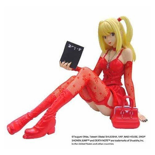 Jun Planning - Death Note Moeart Collection statuette PVC 1/6 Misa Amane Red Ve