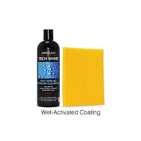 Amazon Com Aerolon Tech Shine Fast Wet Applied Coating