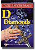Alphabet Mystery Puzzle - D Is For Diamonds