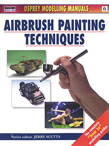Pdf Crafts Airbrush Painting Techniques (Modelling Manuals)